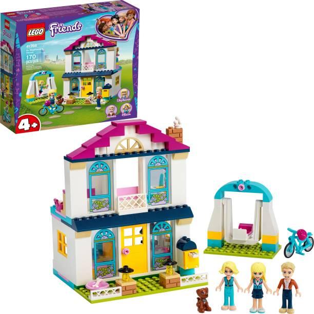 LEGO 4+ Stephanie's House