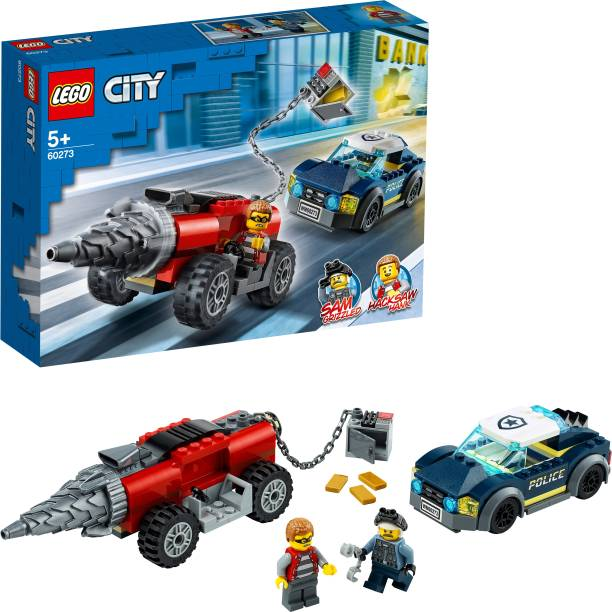 LEGO Police Driller Chase