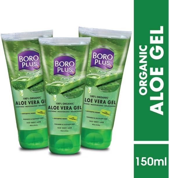 BOROPLUS Aloevera Gel 150ml PO3