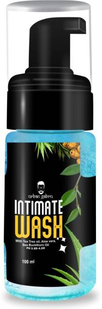 urbangabru Intimate Wash for men with aloe vera & sea buckthorn oil - 100 ml
