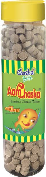 CHASKA BITE Alkas|Aam Chaska|Chatpati Tablet|Dry Mango Candy|Amchoor Digestive Tablet| CHATPATA Candy