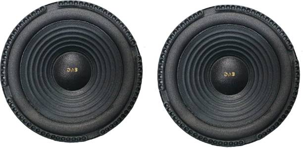 DAB 8 inch Pair ( 2 pieces) 9017 Magnet Subwoofer