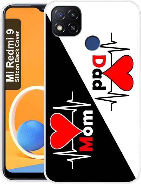 Morenzoprint Back Cover for Mi Redmi 9