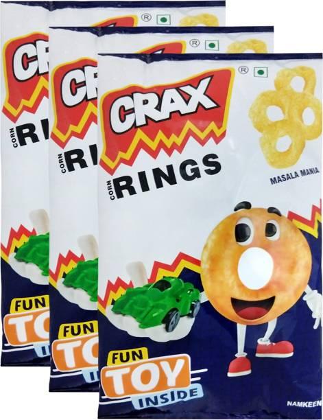 CRAX Corn Rings Chips
