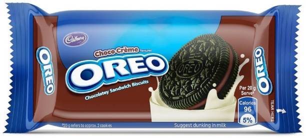 OREO Choco Creme Biscuits