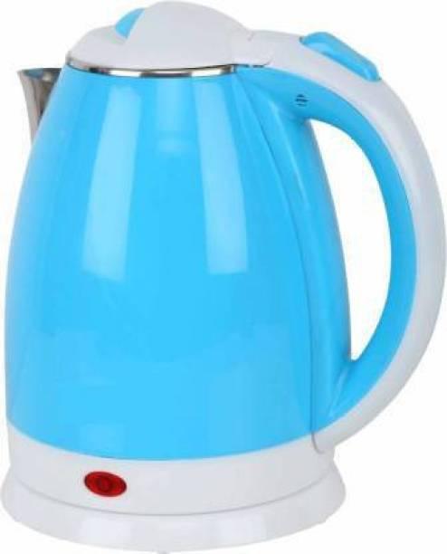 HOMACE Blue Kettle Multi Cooker Electric Kettle