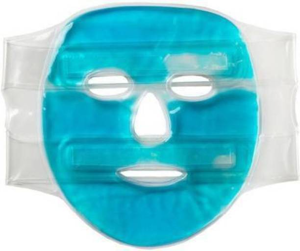 smile4u FACE_MASK Cooling Pad Cold hot and cold Pack (Blue)  Face Shaping Mask