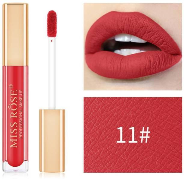 MISS ROSE High Quality Professional Makeup Matte Lip gloss