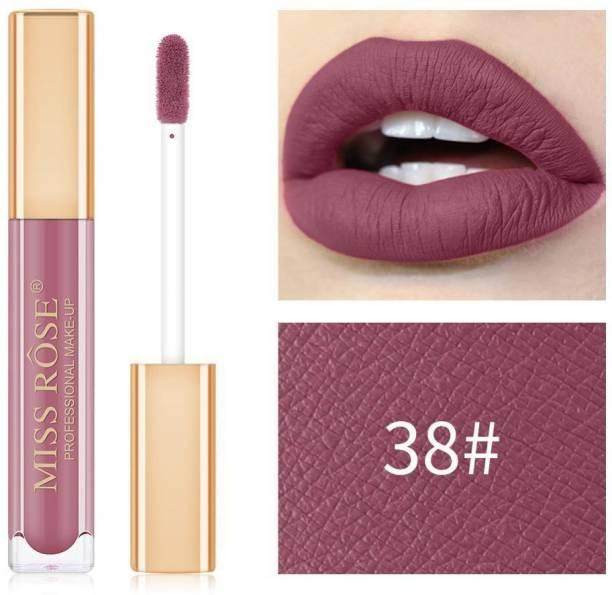 MISS ROSE Professional Makeup High Quality Matte Lip Gloss