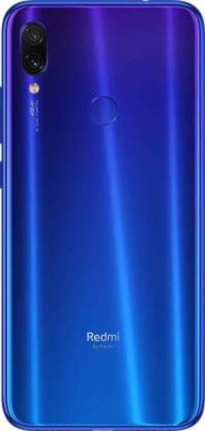 RODIAN REDMI Redmi Note 7 Pro (Neptune Blue) Back Panel