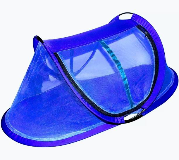 use & rely Polyester Kids Folding Repellent with Base Cloth Mosquito Net