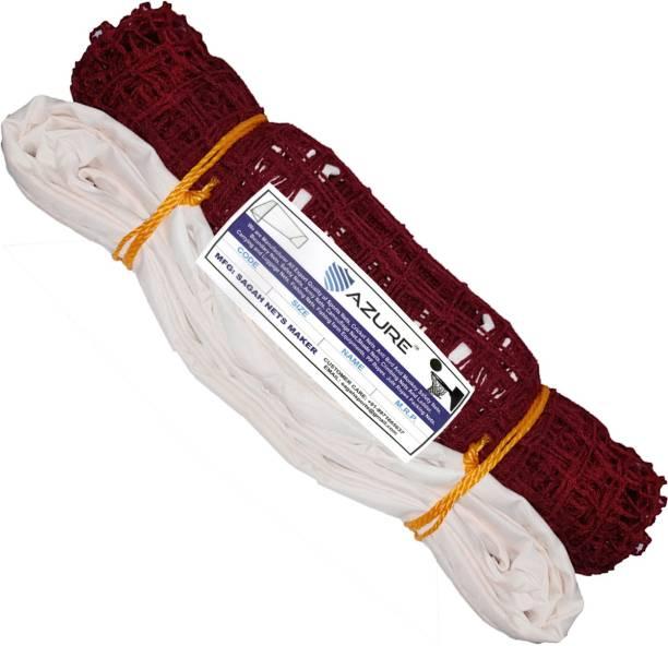 Azure Cotton Thread Badminton Net