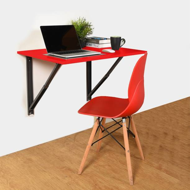 COMFOLD Engineered Wood Study Table
