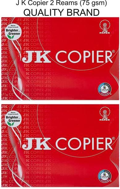 JK Copier Paper NA A-4 75 gsm Printer Paper