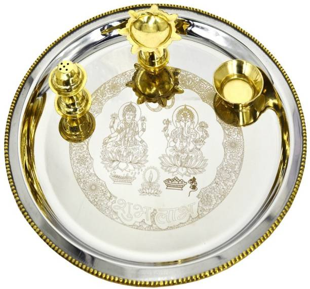 ME&YOU Silver Plated, Brass