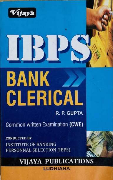 Vijaya Ibps Bank Clerical Cadre CWE