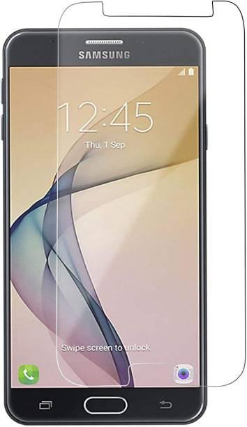 Ghanta Walaj Edge To Edge Tempered Glass for Samsung Galaxy J7 Prime