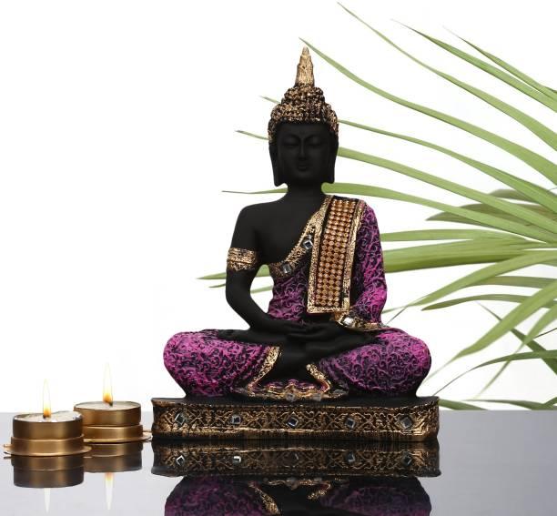 Flipkart SmartBuy HOLY BUDDHA STATUE Decorative Showpiece  -  25 cm