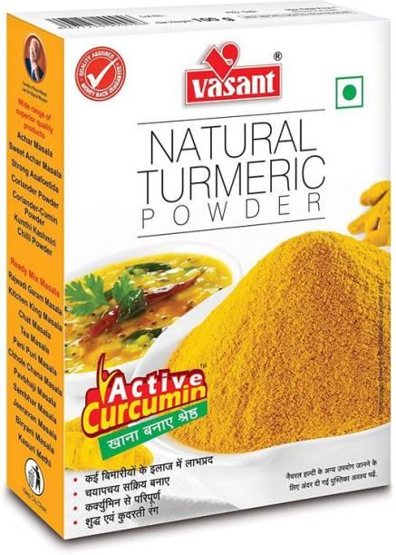 VASANT Natural Turmeric Powder - 500g