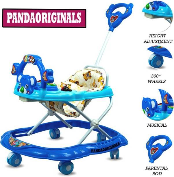 Pandaoriginals Musical Activity Walker