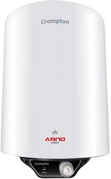 CROMPTON 10 L Storage Water Geyser (ASWH-3010, White)