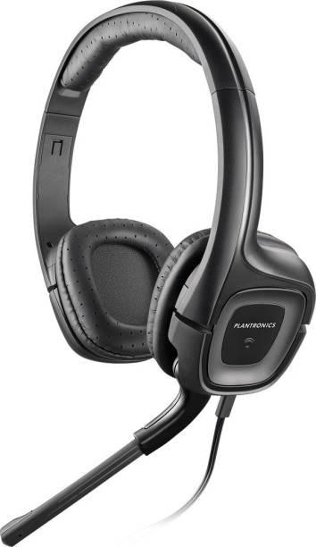 PLANTRONICS .Audio 355 Multimedia Headset Wired Headset