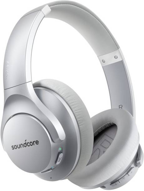 Soundcore by Anker Life Q20 With Hybrid Active Noise Cancellation Enabled Bluetooth Headset
