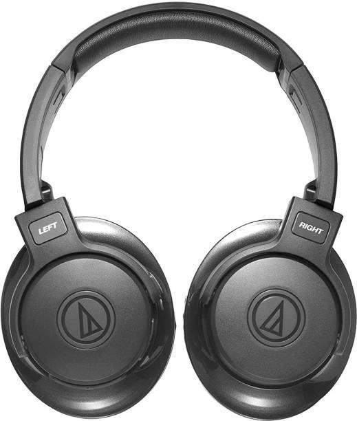 audio-technica ATH-S700BT SoncFuel Bluetooth Wireless Over-Ear Headphones Bluetooth Headset