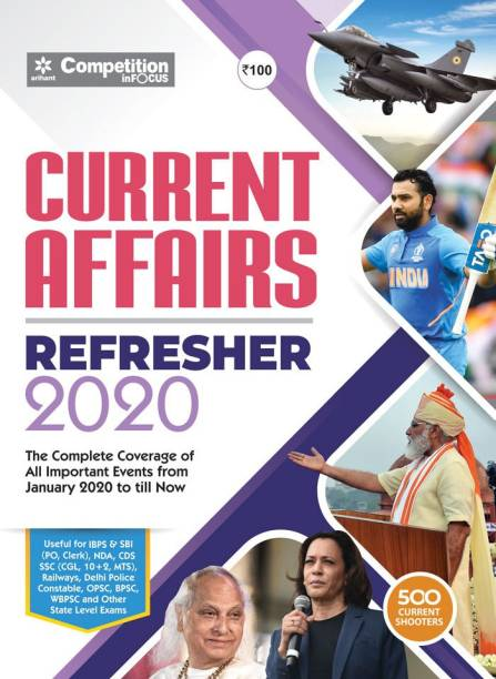 Current Affairs Refresher 2020