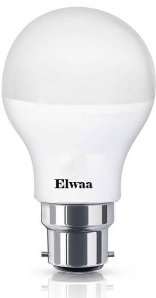 ELWAA 5 W Standard B22 LED Bulb