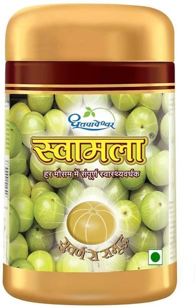 Dhootpapeshwar Swamala 1kg | Enriched with Gold
