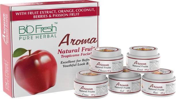 Biofresh Aroma Natural Fruit Tropicana Facial Kit
