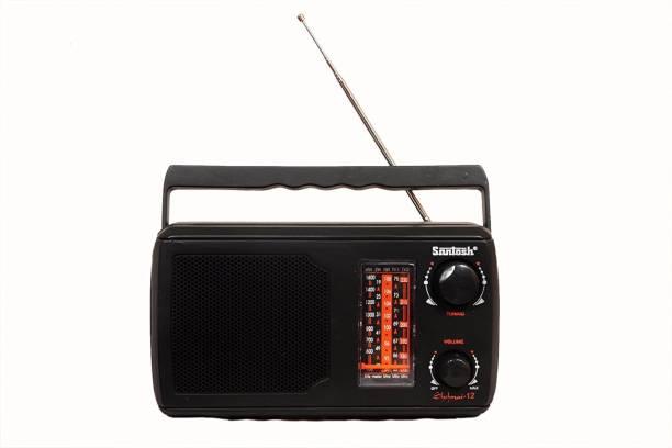 Santosh Five Band Portable FM Radio FM Radio