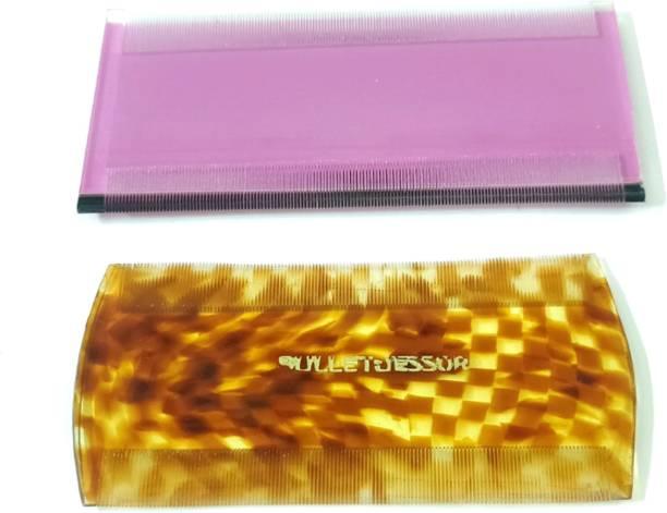 ClueSteps Set of 2 Lice Comb