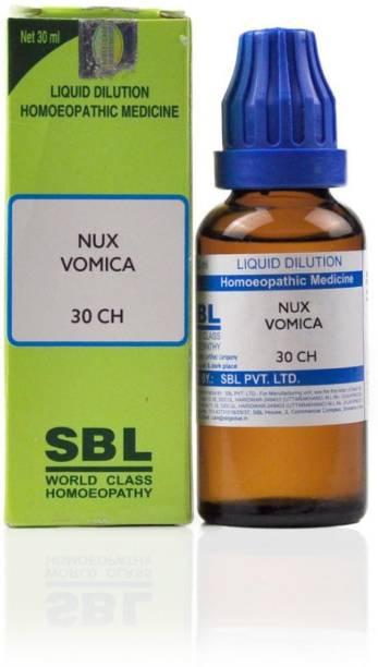 SBL Nux Vomica 30CH Liquid