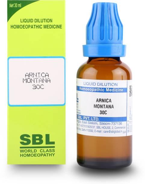 SBL Arnica Montana 30C Liquid
