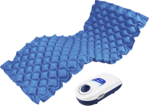 Elanor EM02 Air Bubble Mattress with Adjustable Pump System for Bed sore Patients with Repair Kit - Bed Sore Prevention Kit   Anti Decubitus - EM02 Massager