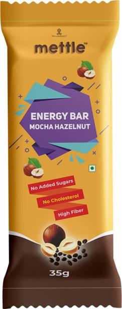 mettle Mocha Hazelnut Energy Bar Energy Bars