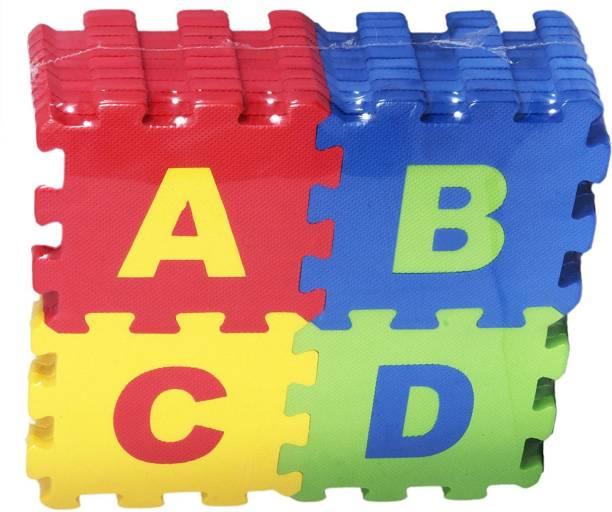Shoppers Mantra Puzzle Mat 6 inch 36 pcs