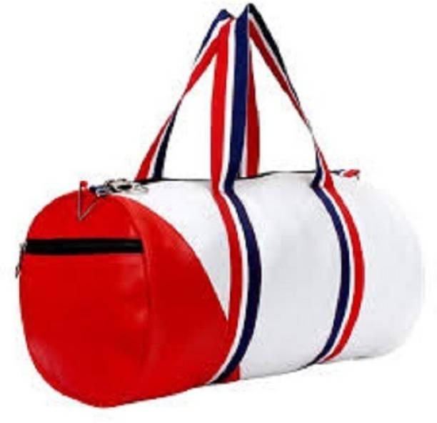 proera Red & White 77 Gym Bag