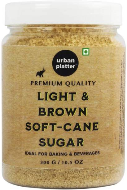 urban platter Light Soft Brown Cane Sugar Sugar