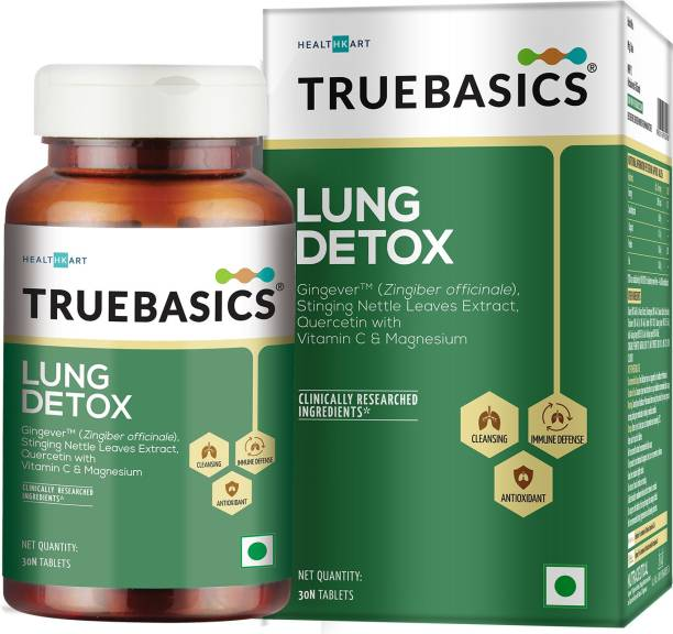 TrueBasics Lung Detox
