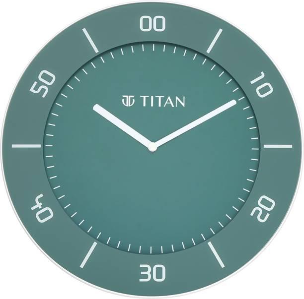 Titan Analog 30 cm X 30 cm Wall Clock
