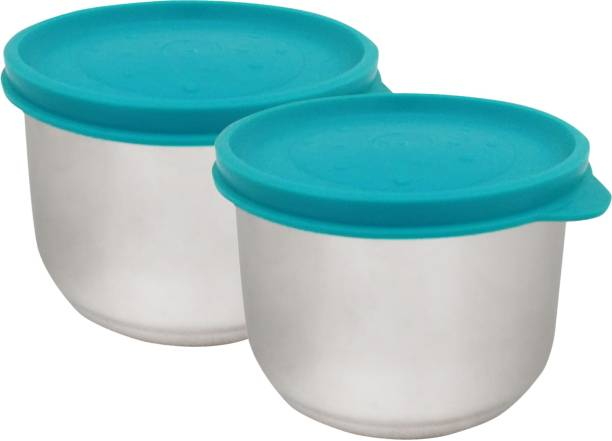 PRINCEWARE  - 430 ml Plastic, Steel Grocery Container