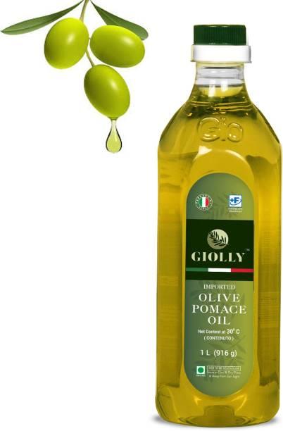 Giolly Olive Pomace Oil Olive Oil PET Bottle