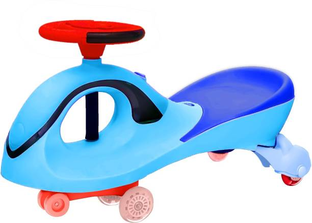 baybee kIDS Magic Car for Kids Ride on Push car Toys-Twist and Swing Magic Car for Kids Rideons|Swing Cars for Kids|magic Car Ride ons for Kids Rideons & Wagons Non Battery Operated Ride On