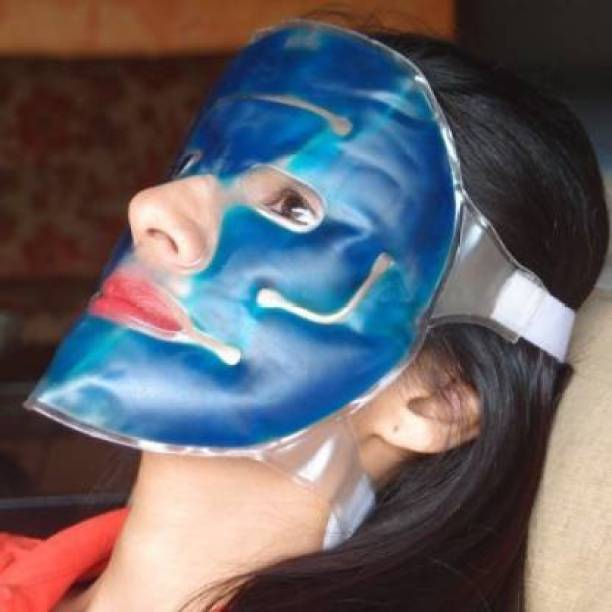 smile4u Mask - Reduce Puffy Dark Circles Bags Under Eyes Migraines Stress Relief  Face Shaping Mask