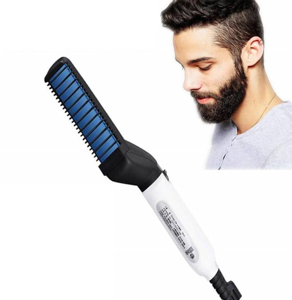 Wonder World ™XIXI - CD - CD801 - Men's Personal Care Beard and Hair Curling Straightener Hair Styler