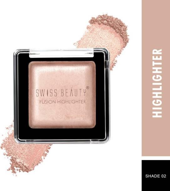 SWISS BEAUTY Fusion Highlighter, Face Makeup Highlighter