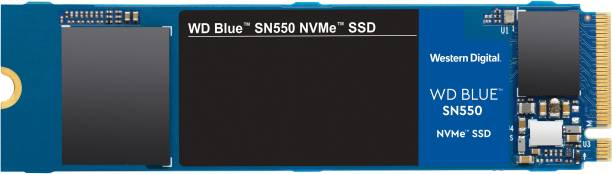 WD WD Blue SN550 500 GB Desktop, Laptop Internal Solid State Drive (WDS500G2B0C)